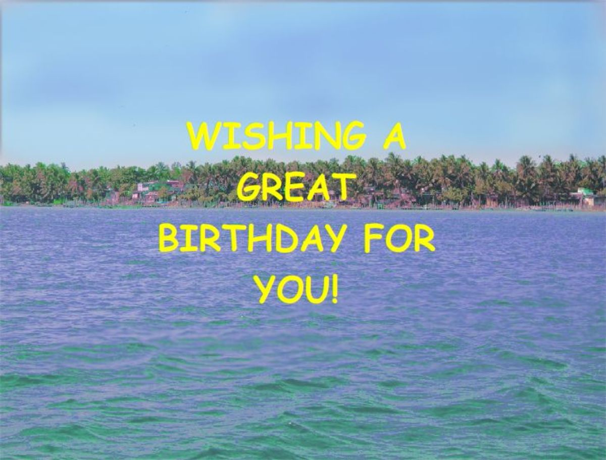 Happy Birthday Quotes Young Lady ~ Birthday wishes quotes sayings and poems to daughter hubpages