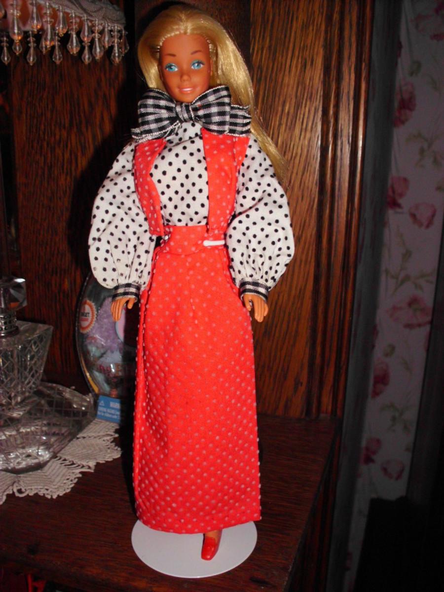 Malibu Barbie in #3202