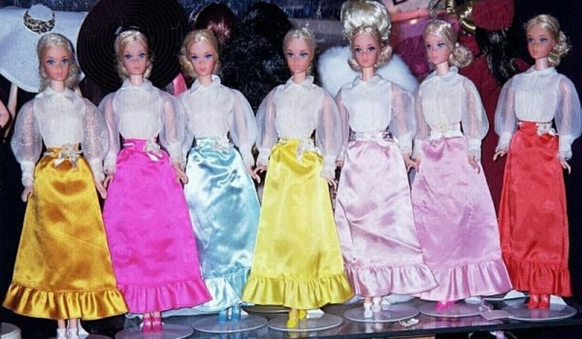 Barbie fashion #8689