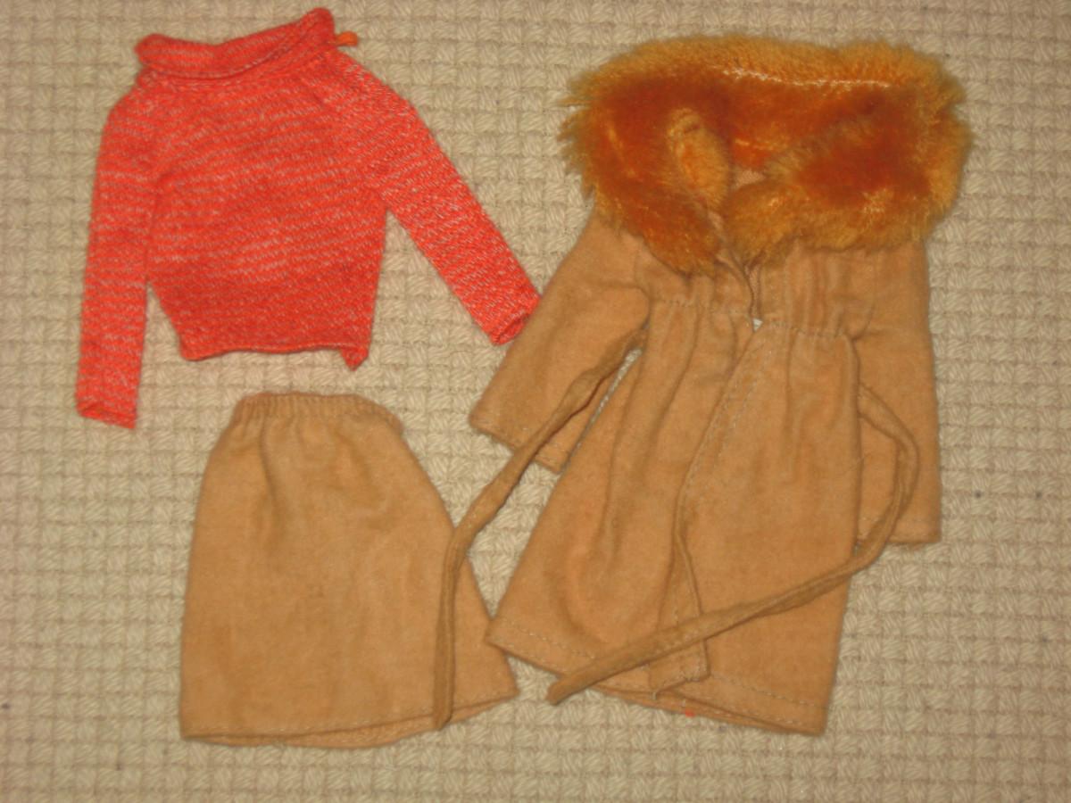 Barbie fashions #8621 & #8622