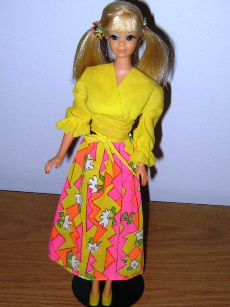P.J. wearing fashion #8683