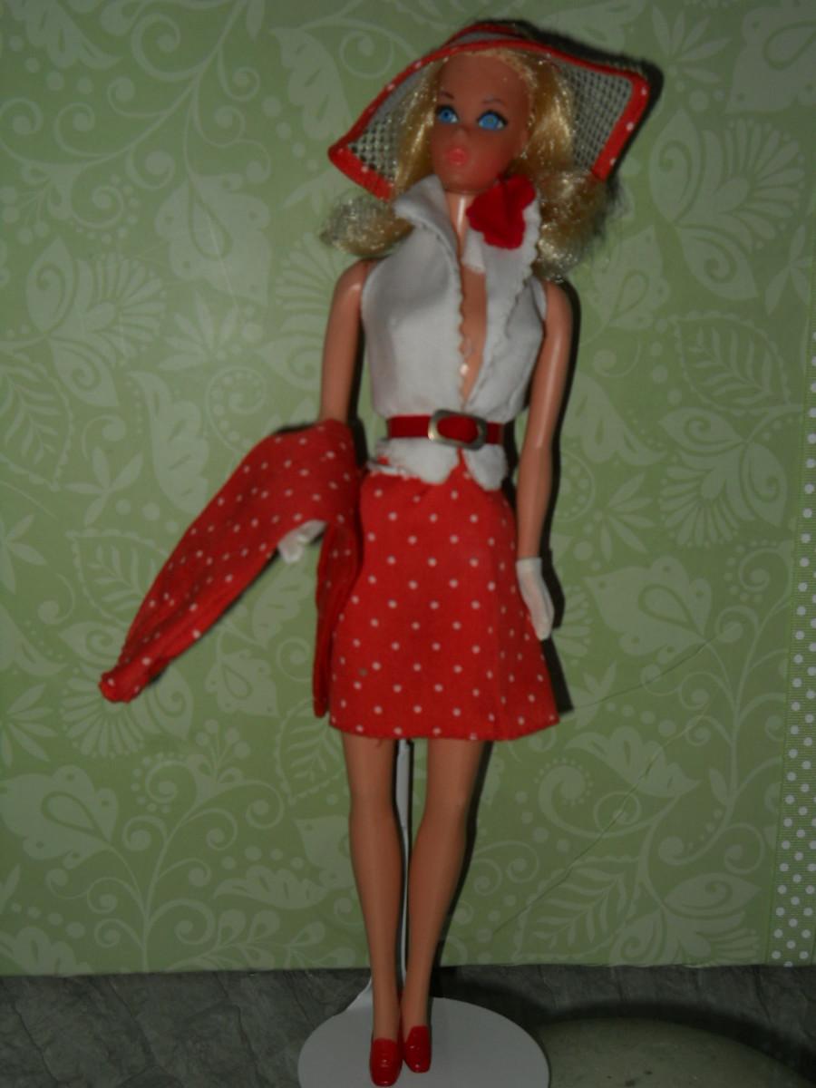 Barbie wearing fashion #8691