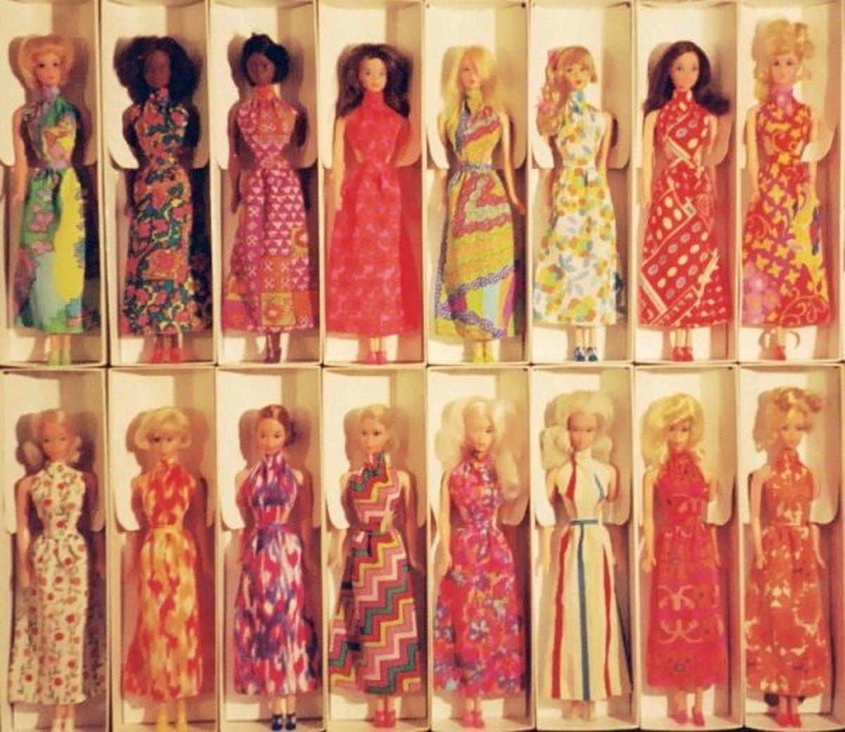 Barbie fashion #8680