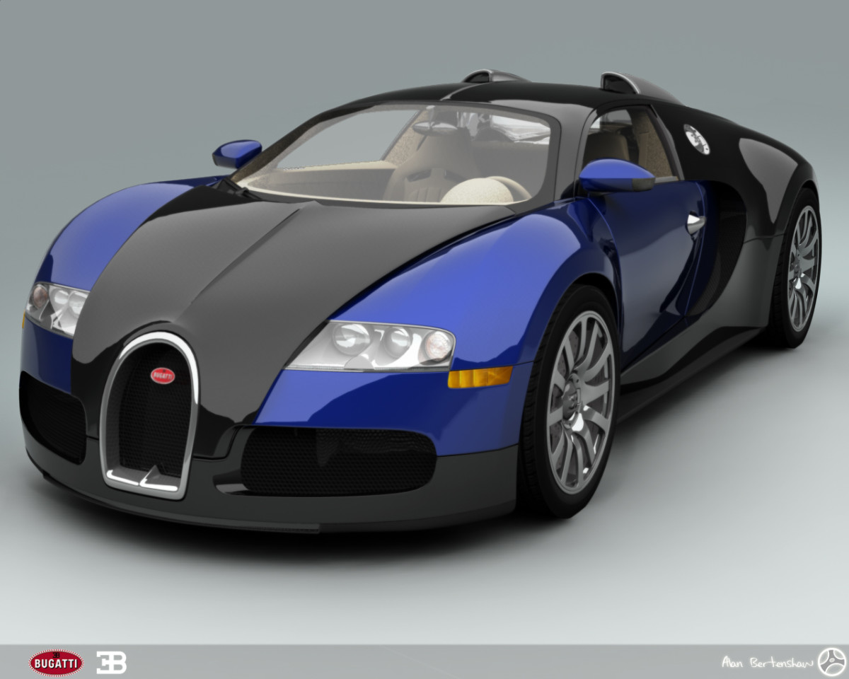 10 interesting facts about bugatti veyron hubpages. Black Bedroom Furniture Sets. Home Design Ideas