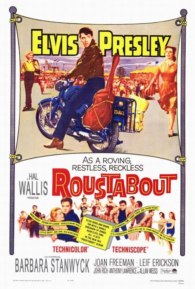 Roustabout 1964