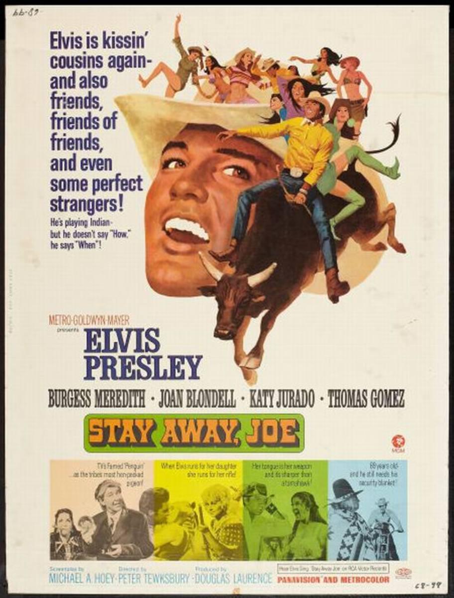 Stay Away Joe 1968