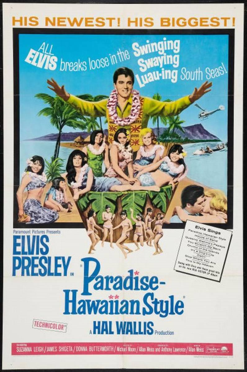 Paradise Hawaiian Style 1966