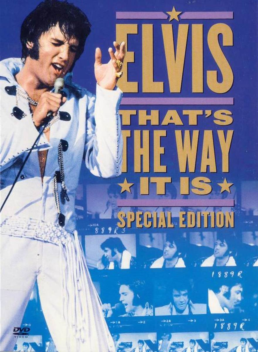 Elvis Thats the Way it is (1970)