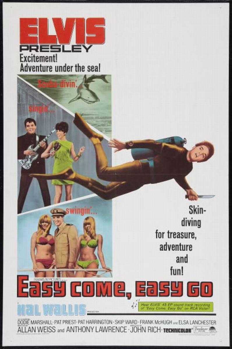 Easy Come Easy Go (1967)