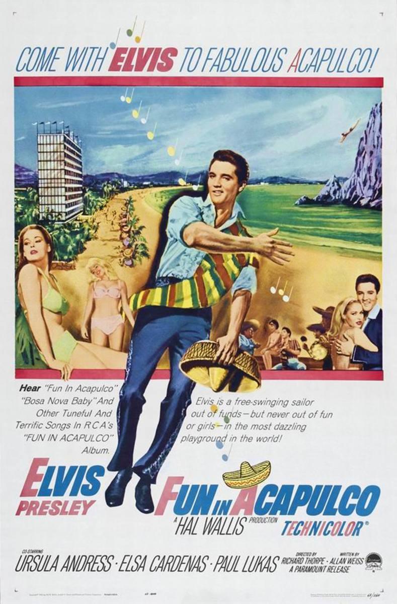 Fun in Acapulco (1964)