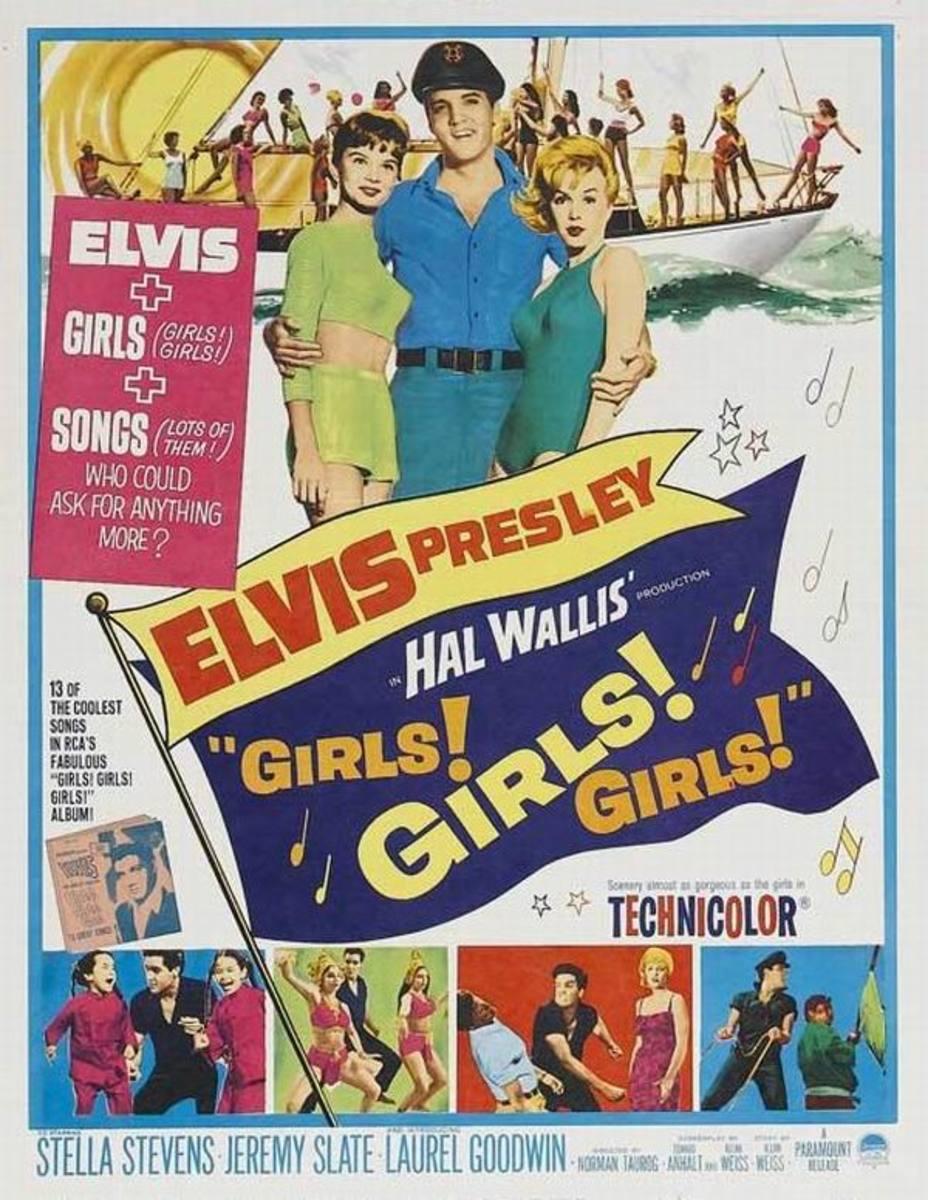 Girls Girls Girls 1962