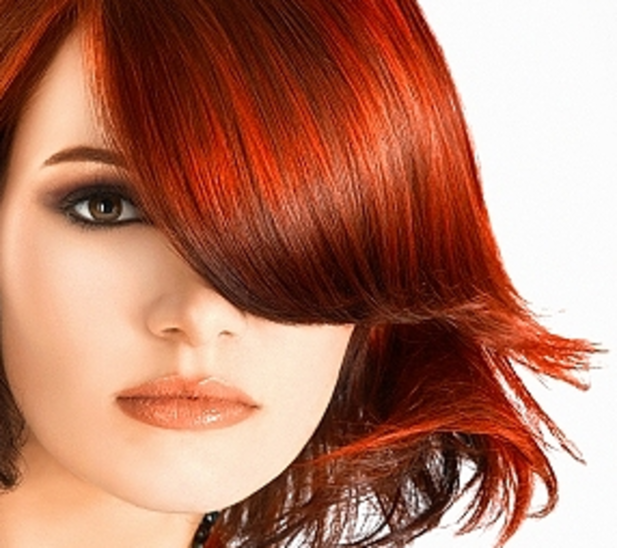 How to Naturally Dye Your Hair Red at Home