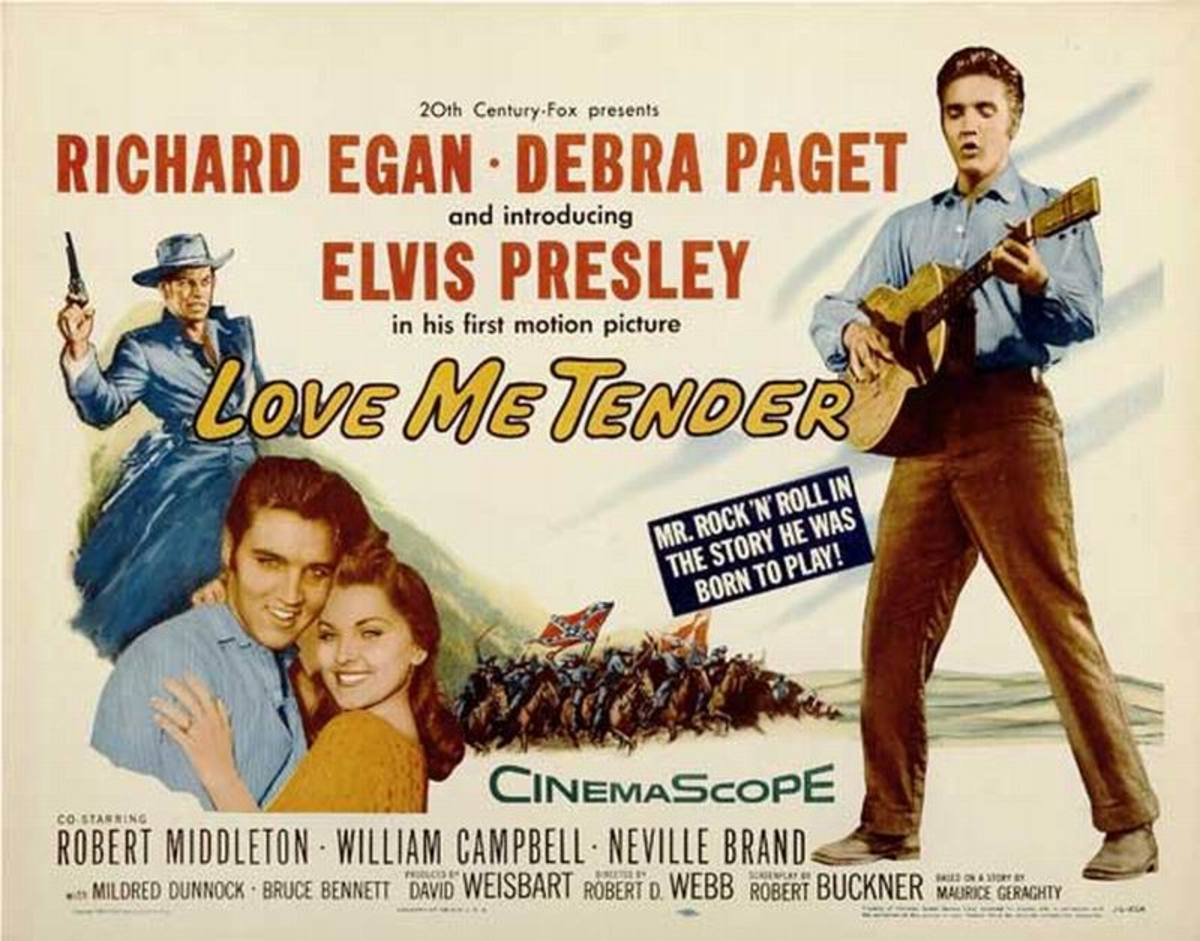 Elvis Presley - 100 Years of Movie Posters - 16