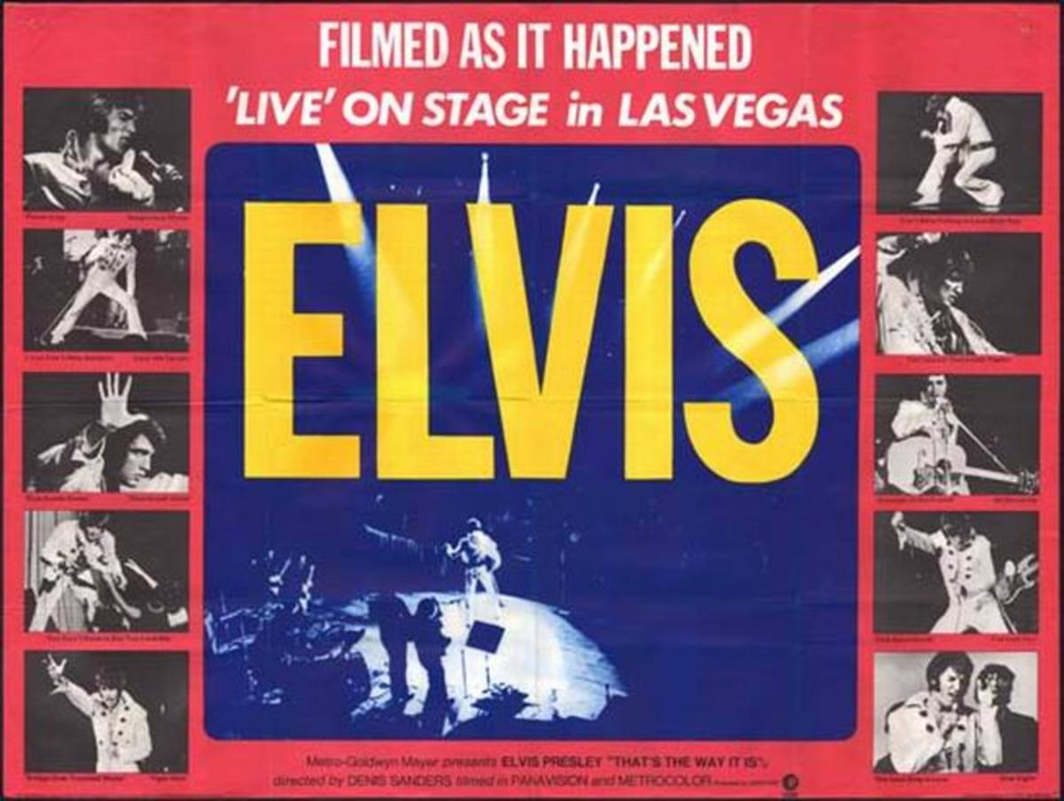Elvis Thats the Way it is 1970