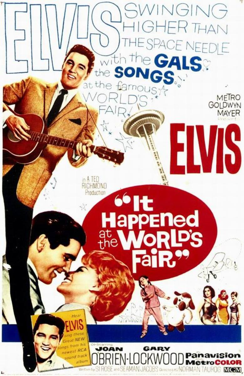It Happened at the Worlds Fair (1963)