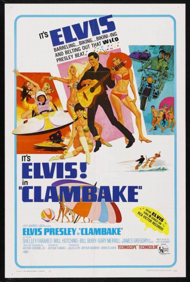 Clambake (1967)