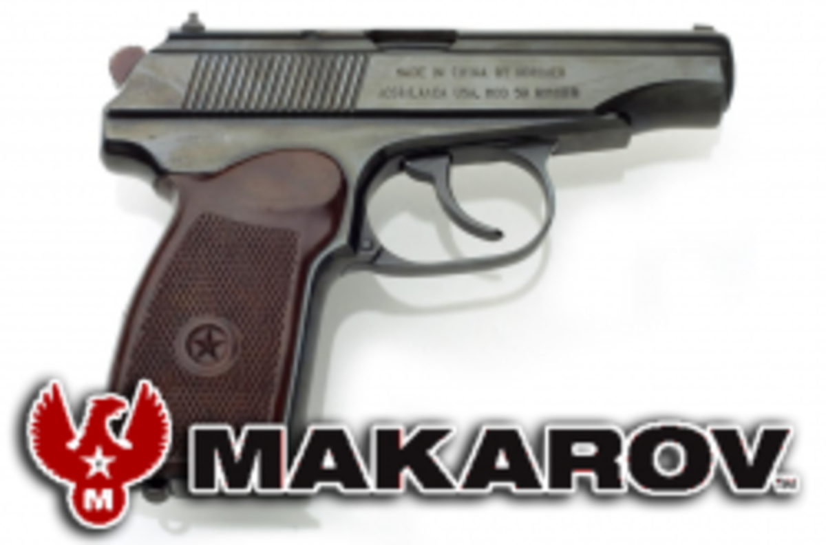 Makarov Pistol Serial Number