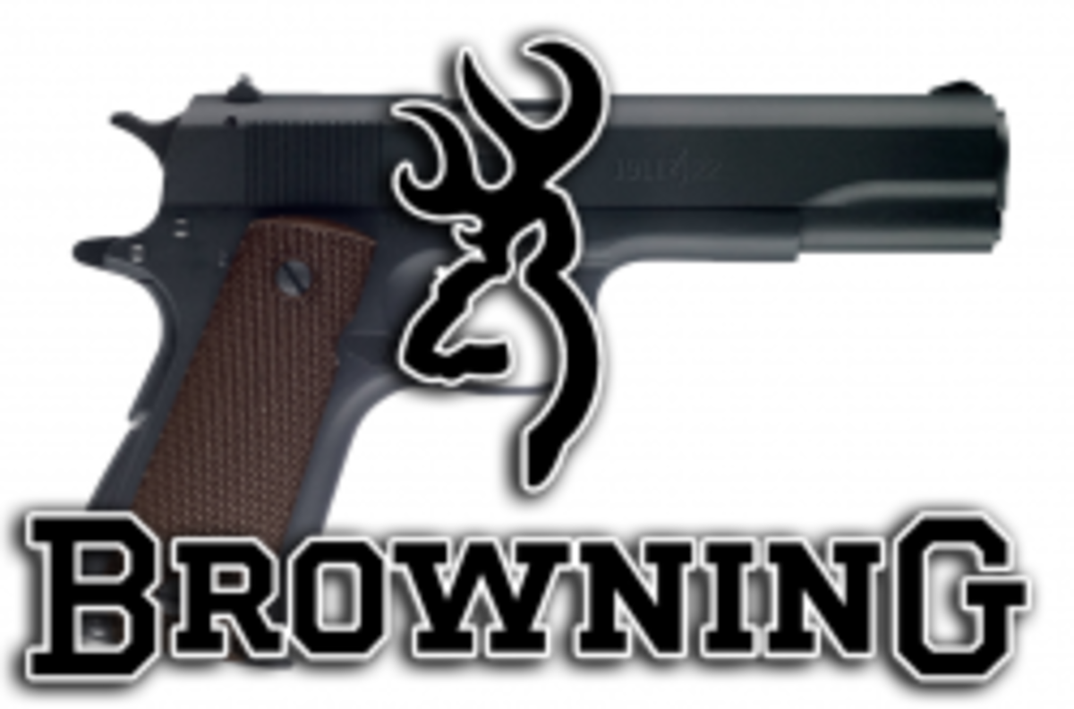Browning Pistol Serial Number