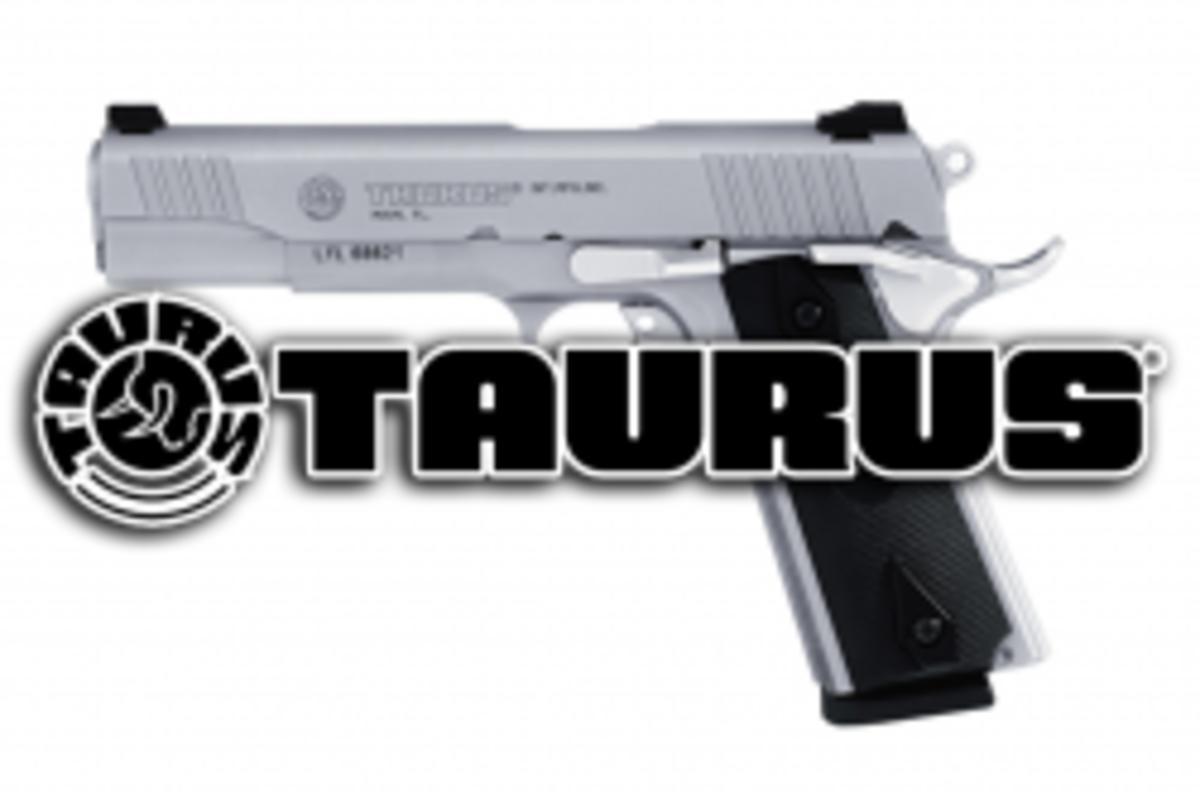 Taurus Pistol Serial Number