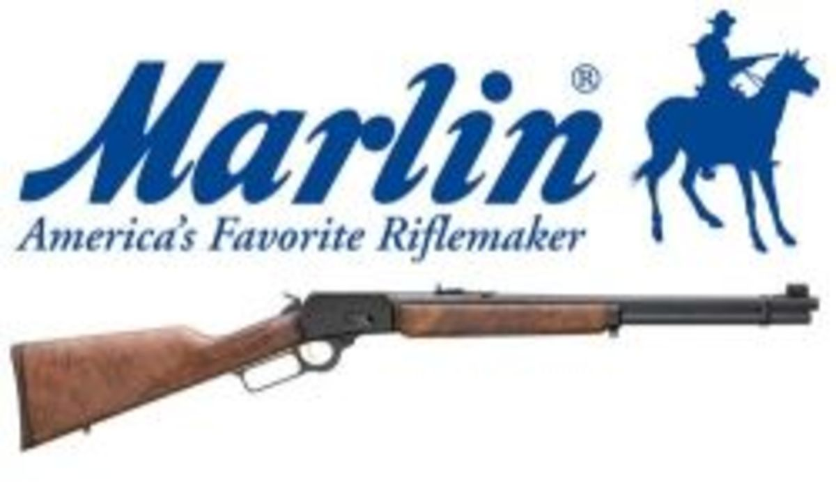Marlin Rifle Serial Number