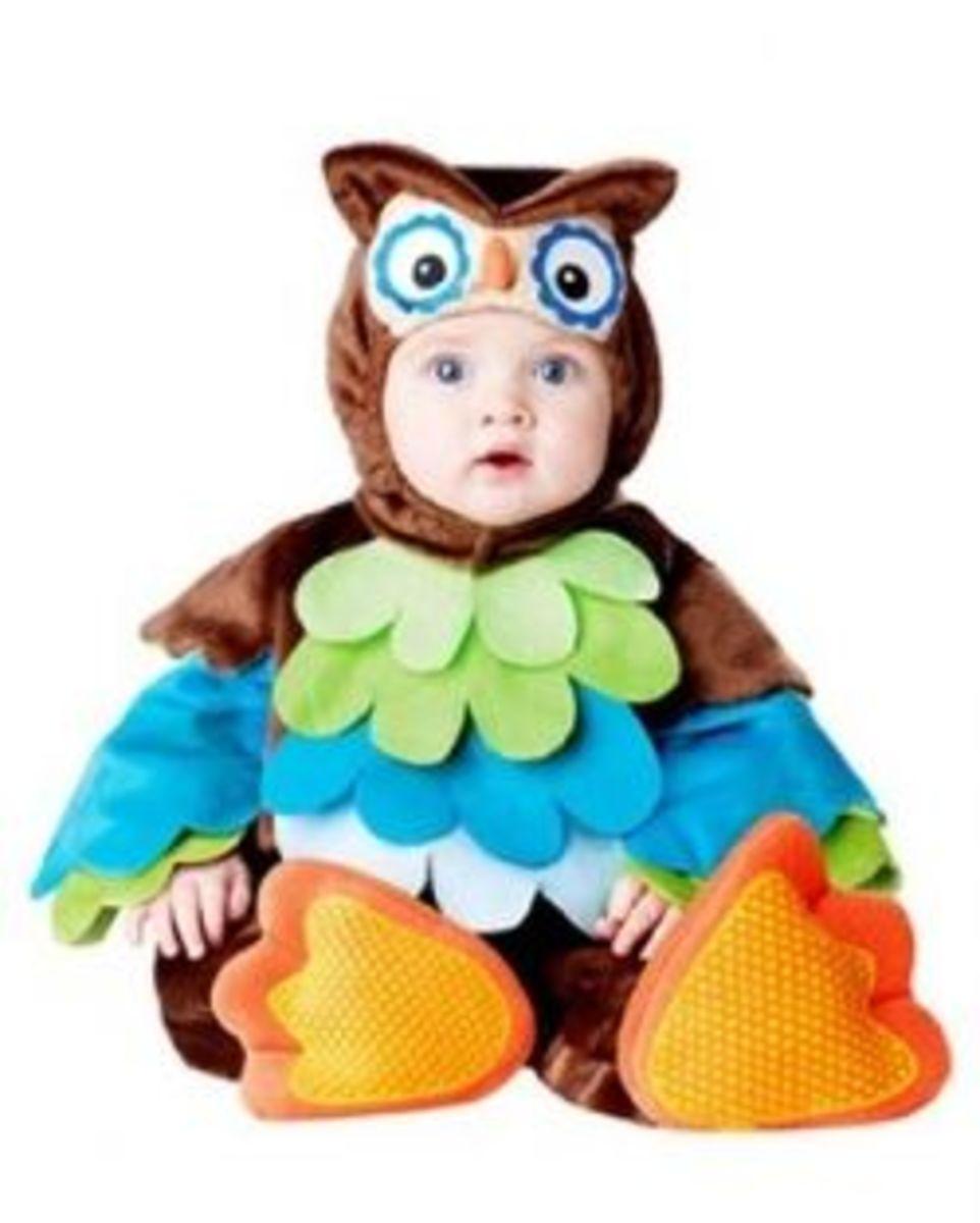 Baby Owl Costumes