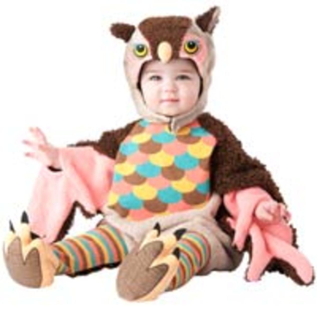 Owlette Baby Costume