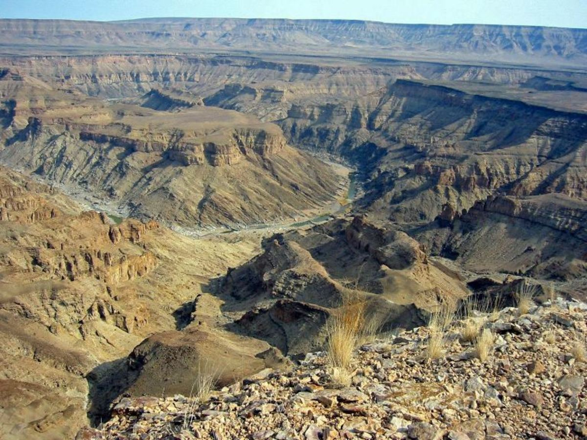 http://en.wikipedia.org/wiki/File:Fish_River_Canyon_Namibia.jpg