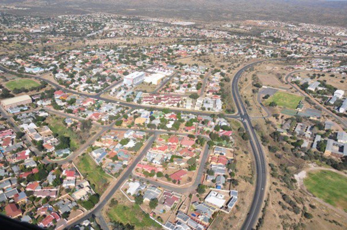 Windhoek © Mark Bielawny