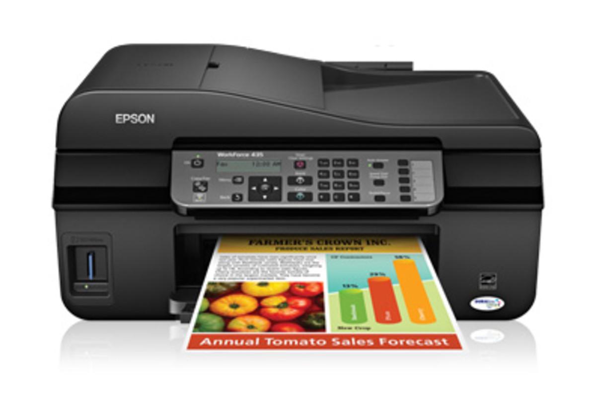 Epson Workforce Printer