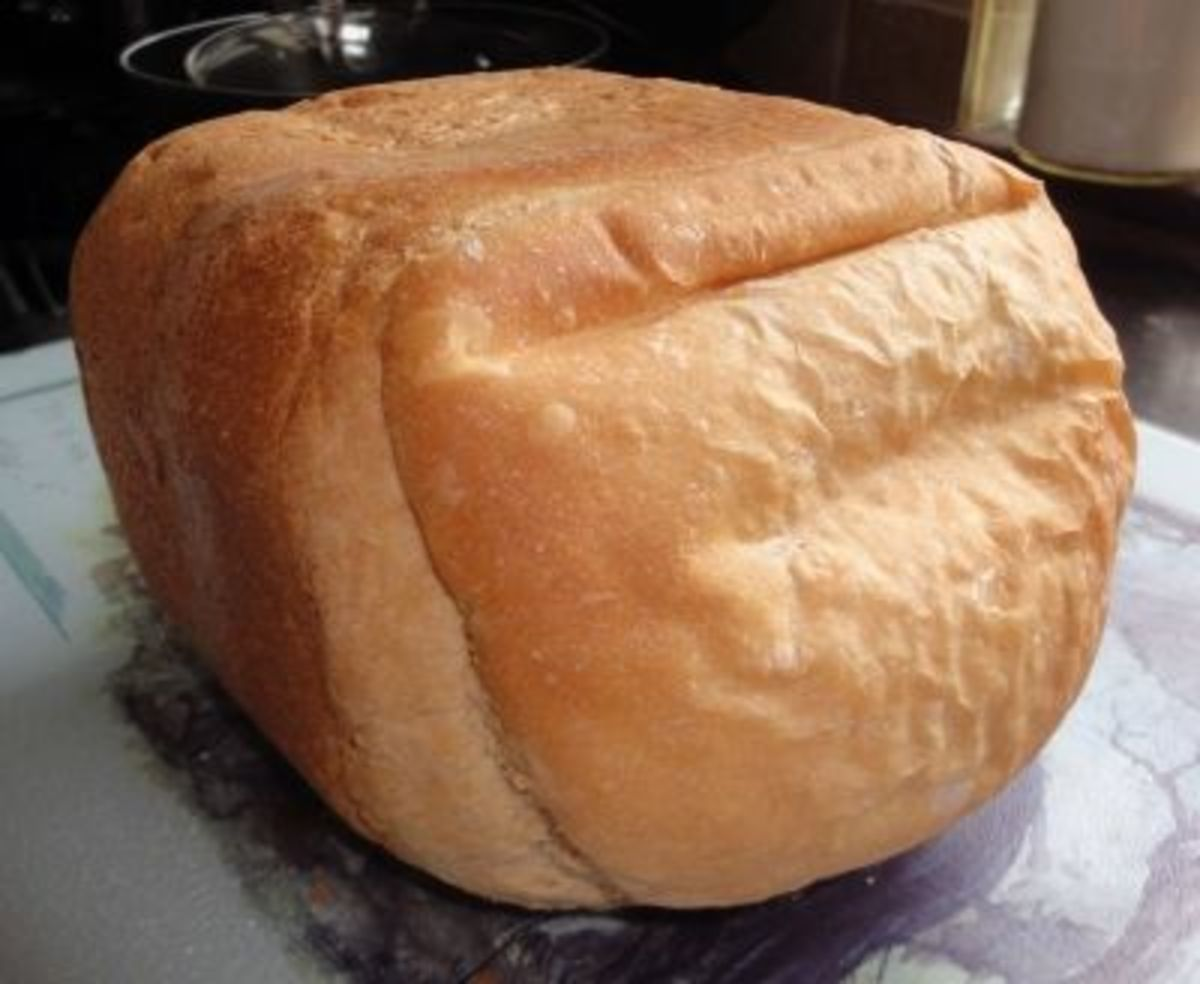 The Perfect Loaf of Home Made Bread