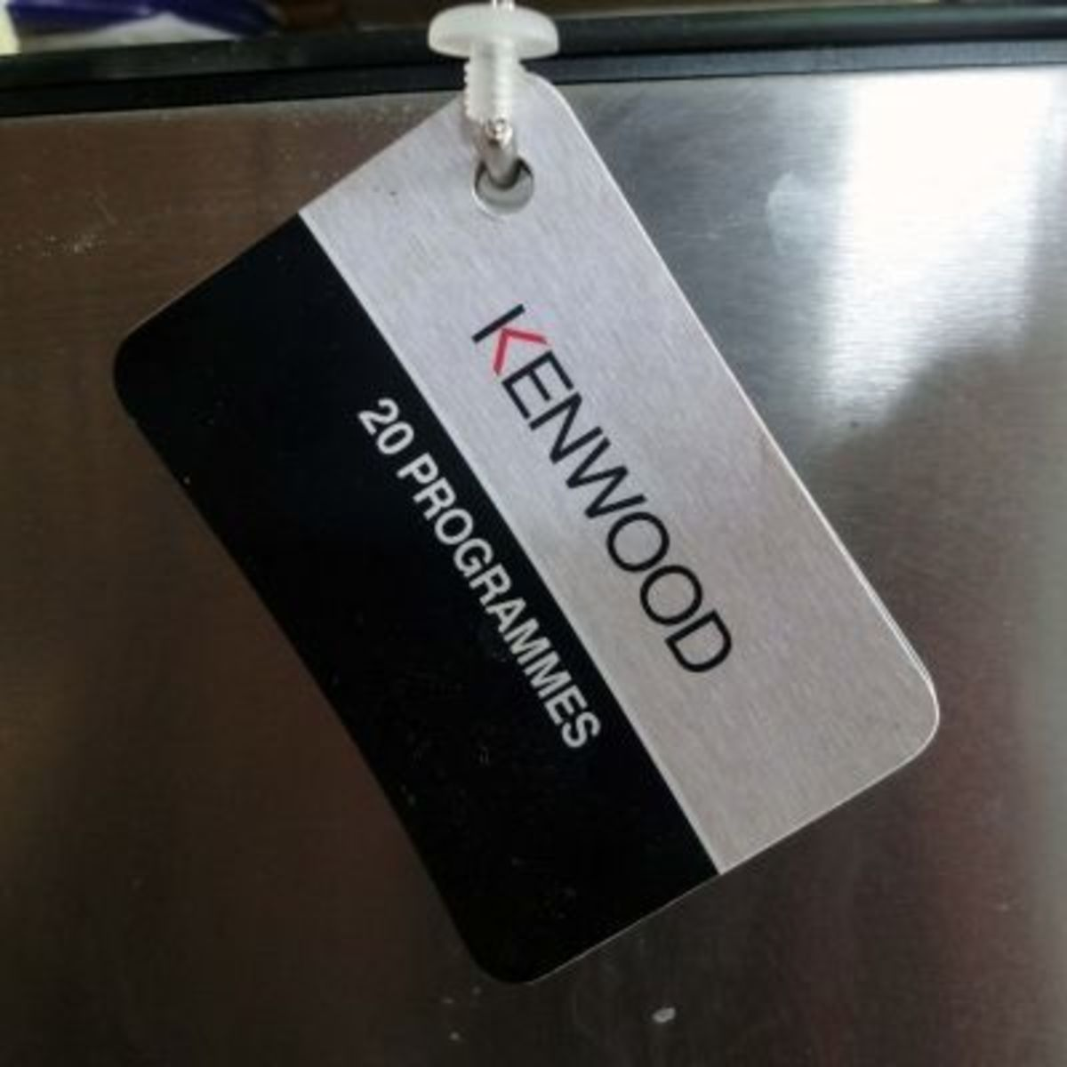 20 Programmes of Kenwood Bread Maker