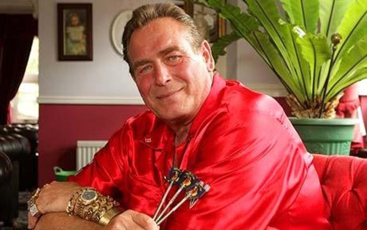 Dart Legend Bobby George