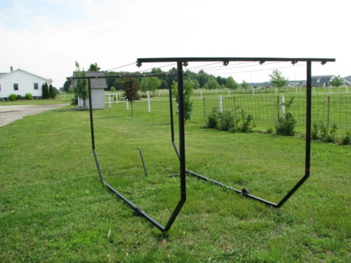 Portable Clothes Line