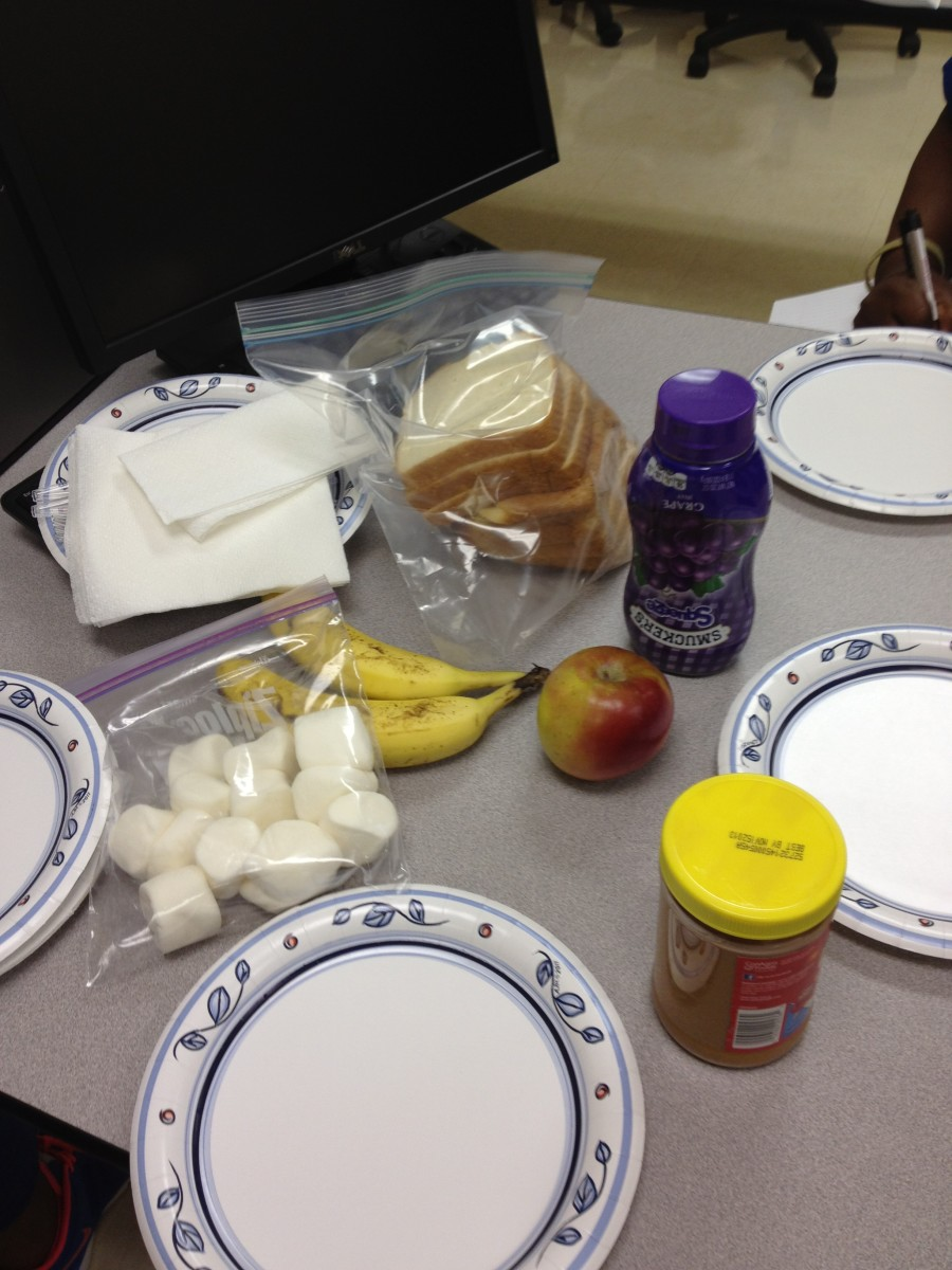The project helped students think about the systematic series of actions leading to a specific result/product: PBJ!