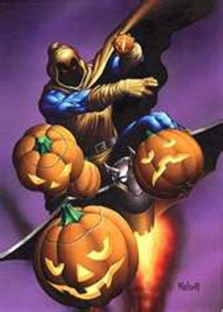 The Hobgoblin would become a foe for Spiderman, The Green Goblin, and even the Kingpin
