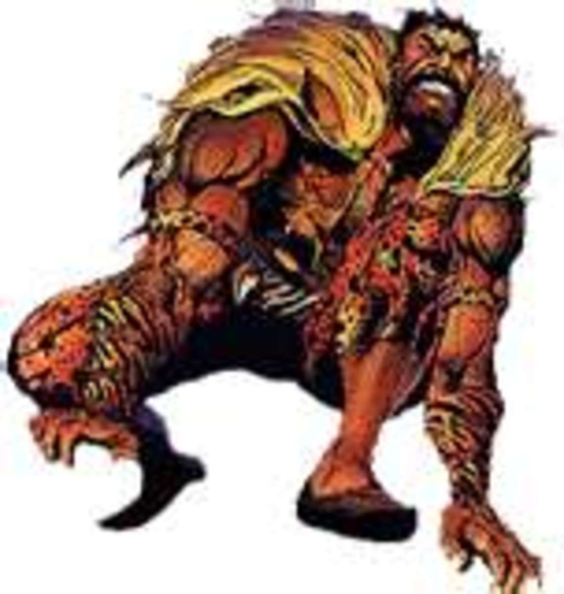 Kraven the Hunter would not only chase the Spiderman, but become him in an attempt to destroy the good image.