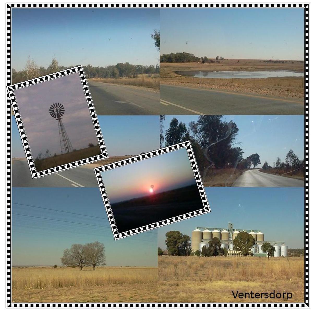 Region Venterdorp, North West Povince, South Africa