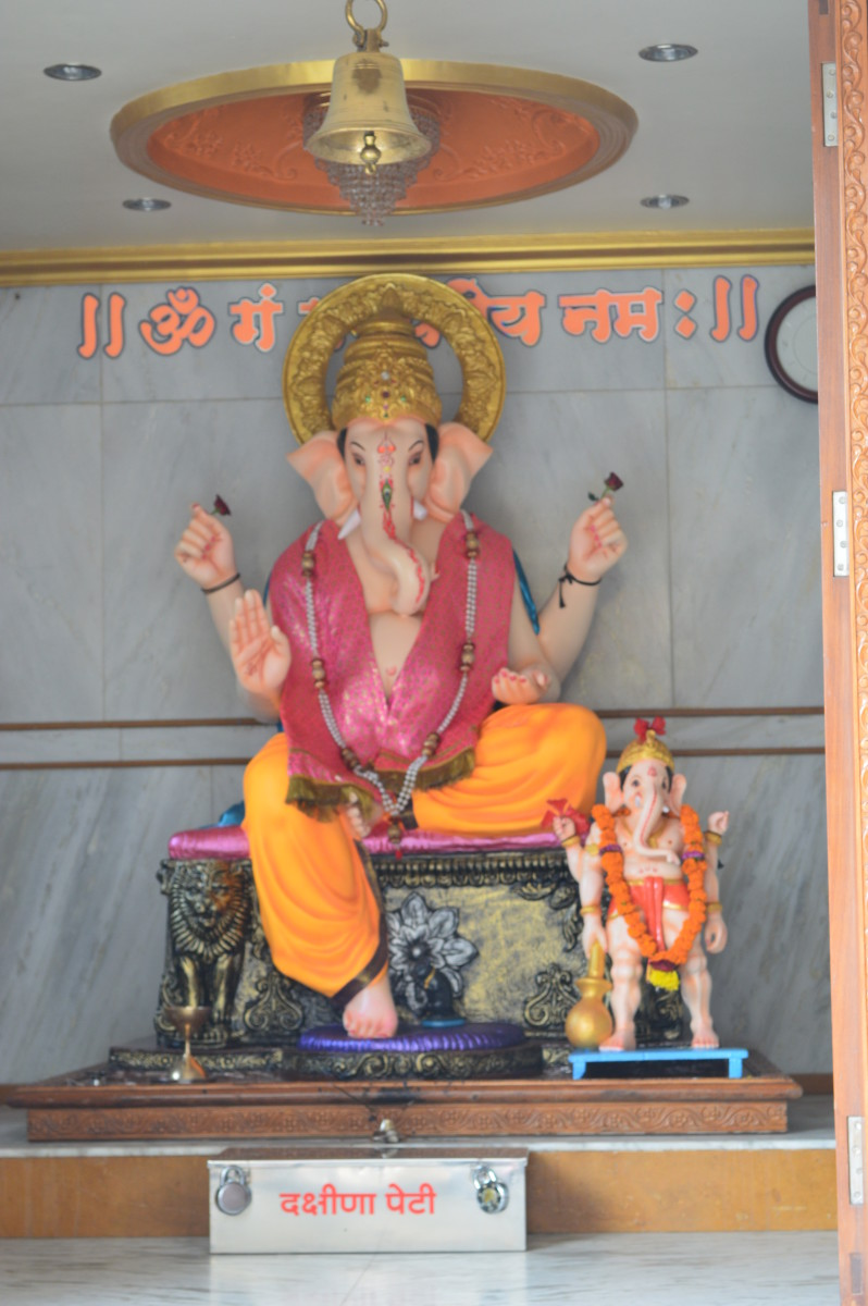 Ganesh Chaturthi Or Ganpati (2015) - The Celebration Of The Festival Of The Elephant God - 17 September 2015