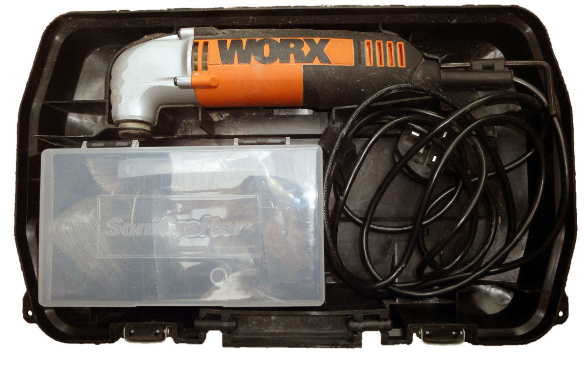 Worx Sonicrafter Saw