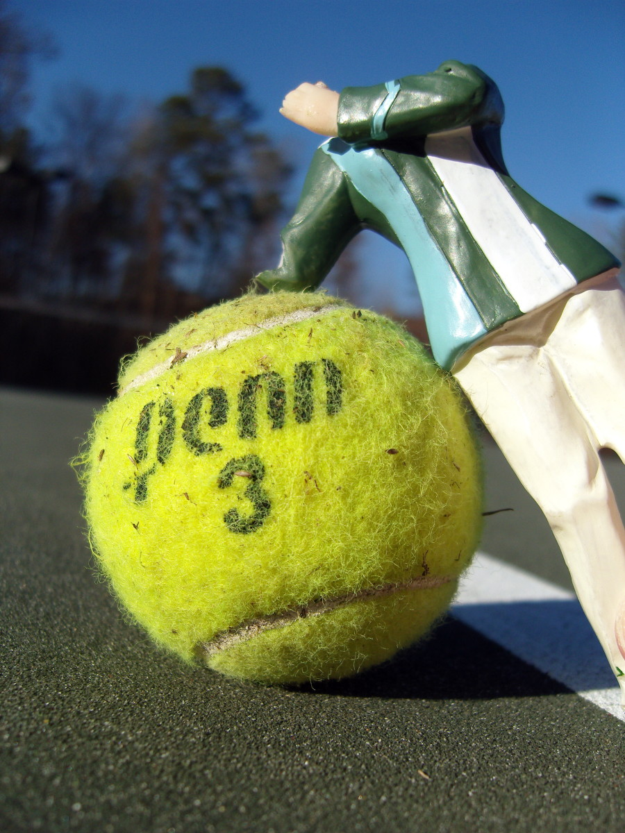 Funny Tennis Jokes and Quotes