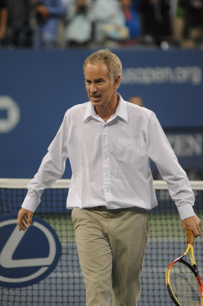 king of the funny one liners in tennis jokes.