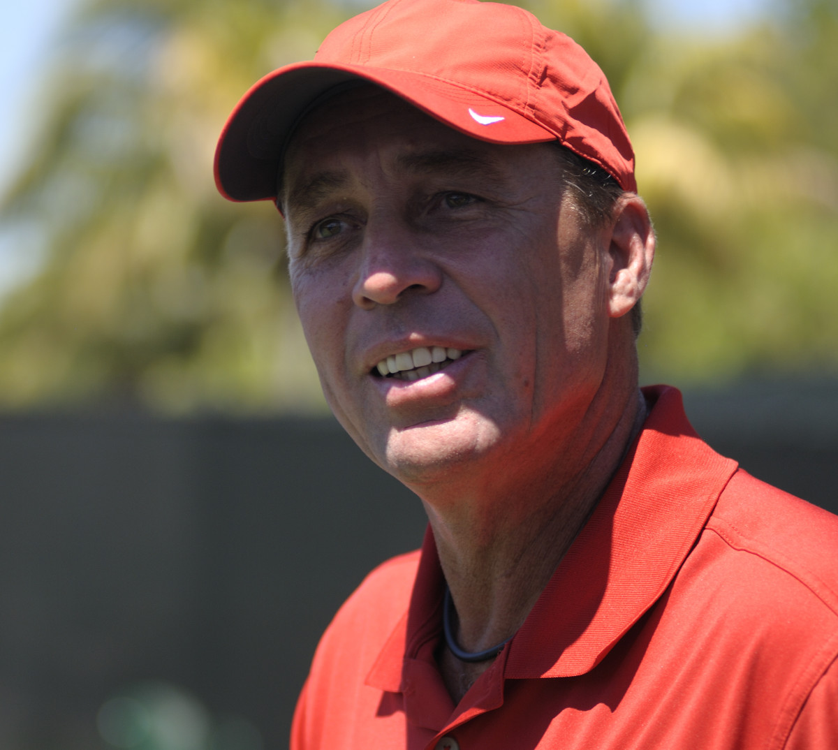 my idol Lendl today
