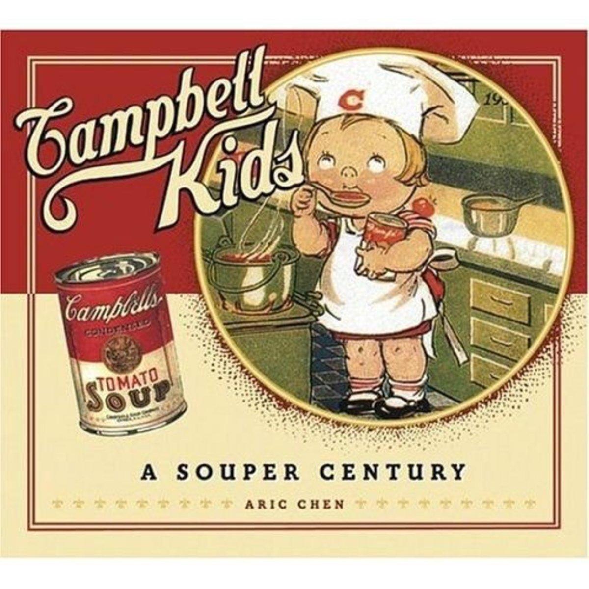 Campbell Kids : A Souper Century Book