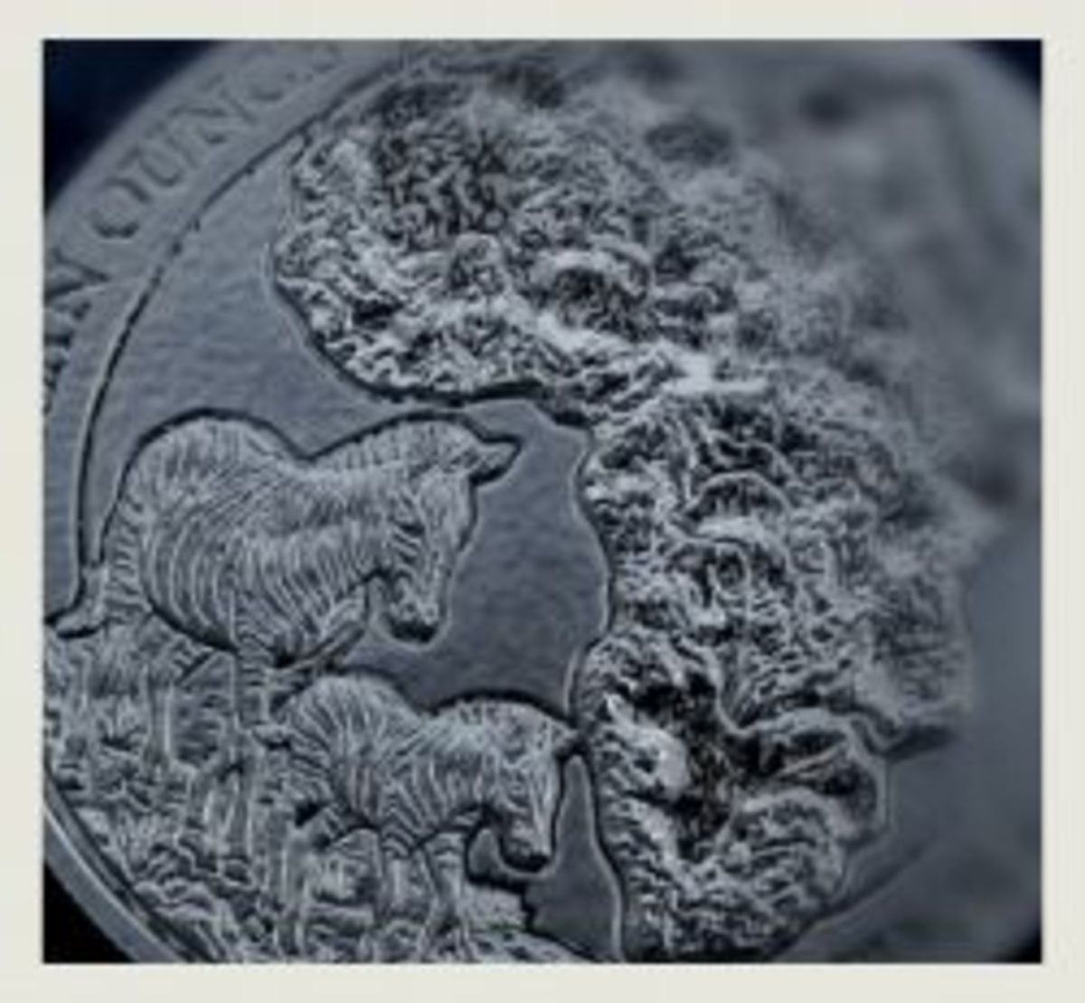African Rwanda Wildlife Silver Coin Bullion Series