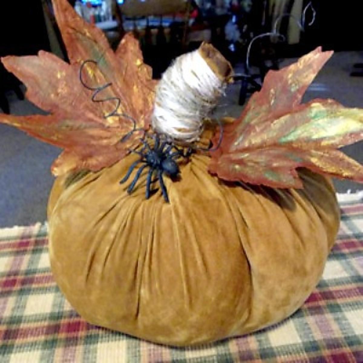 elegant-suede-pumpkin