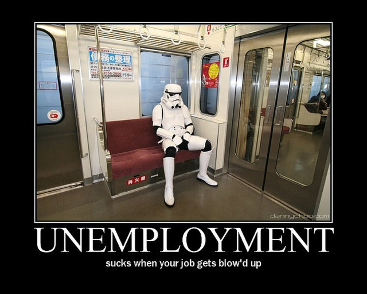 Unemployment Sucks!
