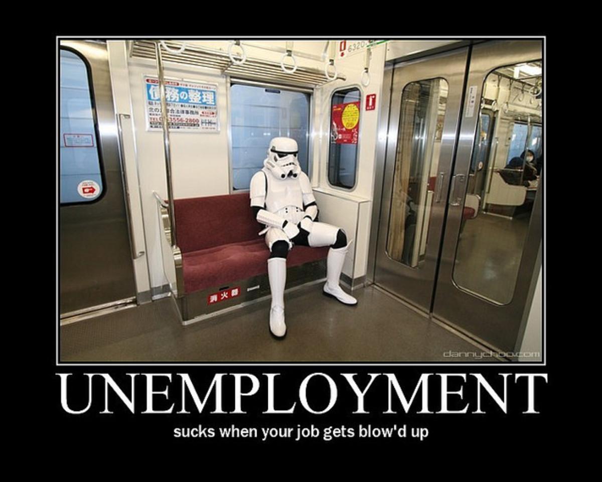 Unemployment Sucks!