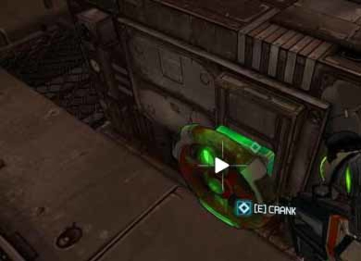 Borderlands 2 crank up the pressure in the eridium pipes they will crack and the hero can use them to enter the Hyperion Info Stockade
