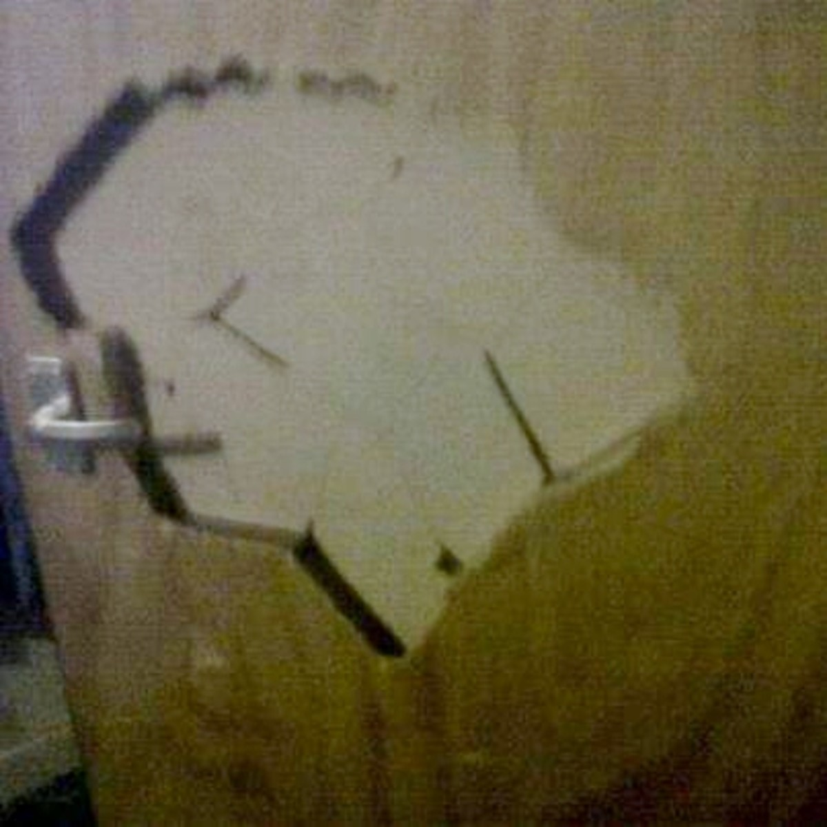 How To Cheaply Repair a Hole in Drywall or a Wooden Door