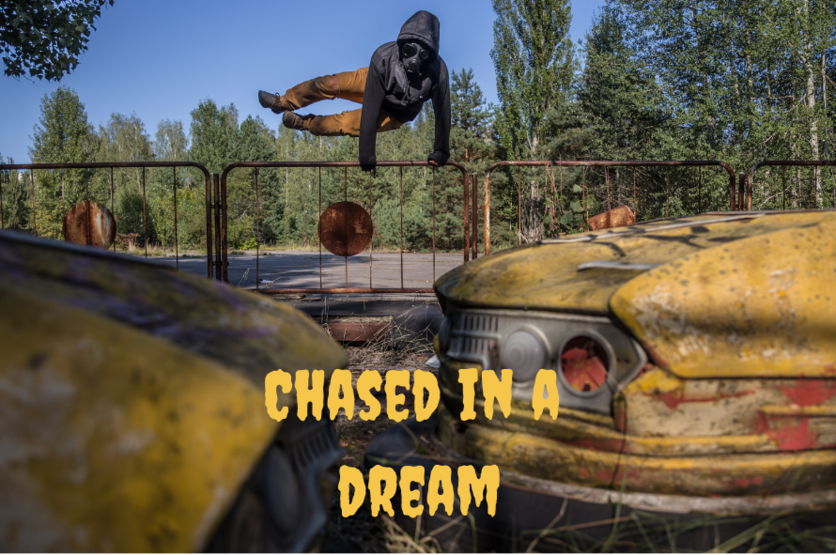 Interpreting Dreams About Being Chased